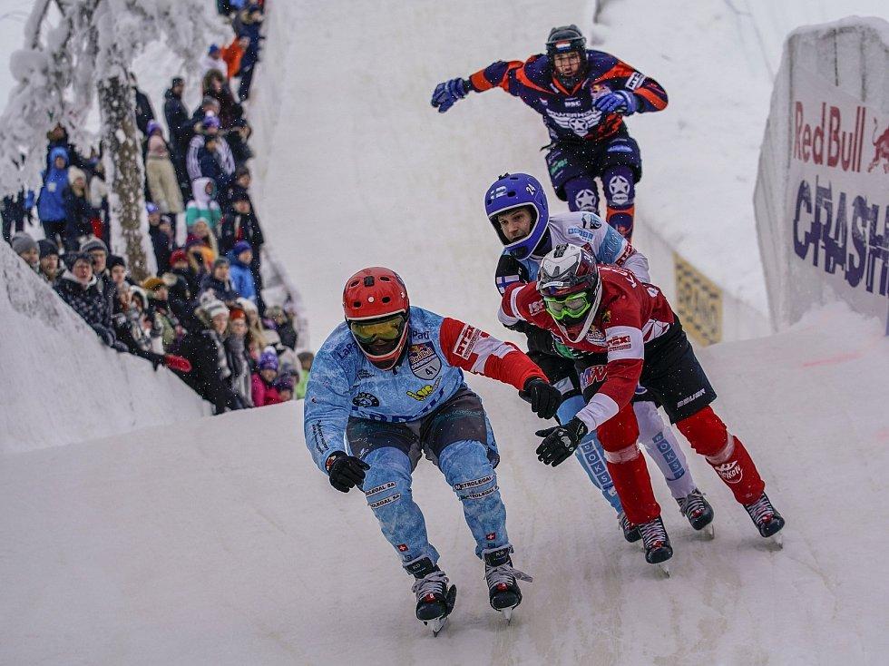 Ze závodu ve Finsku, kde startoval Václav Kosnar i jeho mladší bratr Martin.