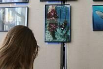 PAF,  v Tachově se konal festival podvodní fotografie a filmu.