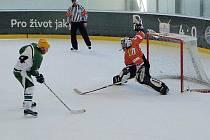 Lední hokej–krajská liga