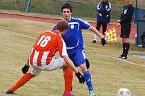 Fotbalová divize: FK Tachov – TJ Malše Roudné 3:1