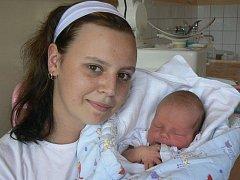 Hedvice a Františku Janským z Chodové Plané se 1. srpna v 11.20 hod. narodil ve Stodské nemocnici syn Štěpán (3,15 kg, 50 cm).