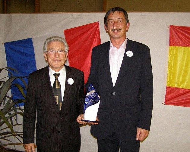 Vyslanci ze Stříbra jsou ve Francii