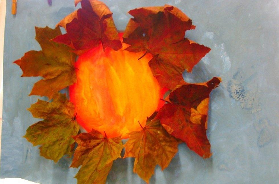 Dílničky s podzimní tématikou