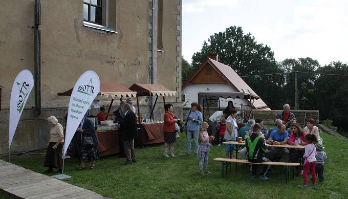 Kostel v Boněnově se v sobotu otevřel veřejnosti