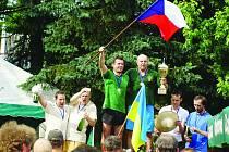 Čeští zástupci ovládli 19. Mistrovství světa v koulení pivního sudu