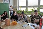 Gymnázium Tachov uspořádalo Studentské volby nanečisto do Evropského parlamentu.