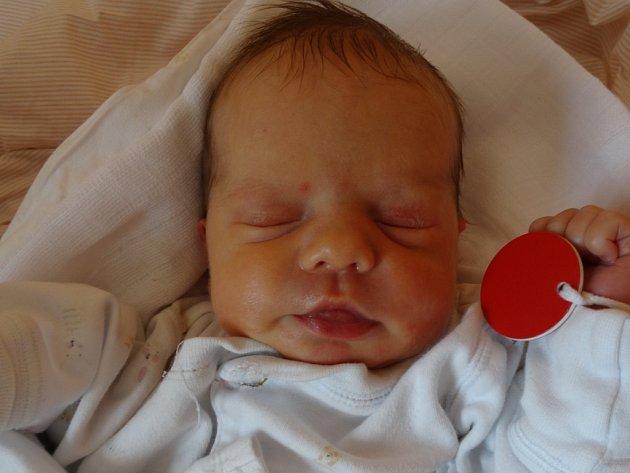 Sofinka Lešáková z Tachovska se narodila v plzeňské porodnici U Mulačů 17. března v 17:47. Po příchodu na svět vážila dcerka Ivy a Milana 3250 gramů a měřila 49 centimetrů.