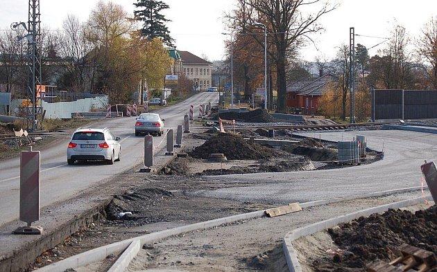 Od středy 18. listopadu bude uzavřen železniční přejezd na hlavním tahu na Cheb.