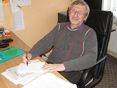 Starosta Miroslav Plincelner.