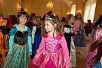 Zámek v Boru pomyslně uzavřel plesovou sezonu plesem pro rytíře a princezny.