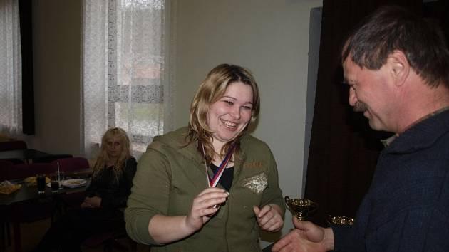 V třemešenském kulturním domě se střílelo ze vzduchovky.