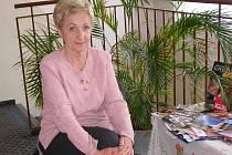 ZDEŇKA HORVÁTHOVÁ spolupracuje se stříbrským Sborem pro občanské záležitosti už 40 let.