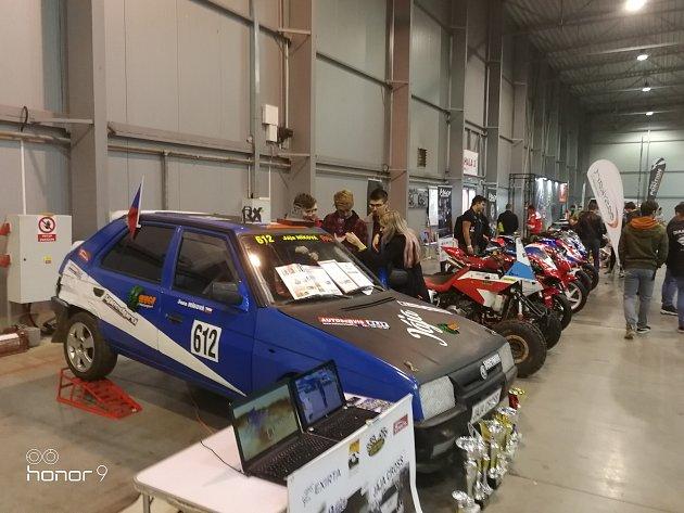 Jájacross - Team se zúčastnil Racing Expo 2018 .