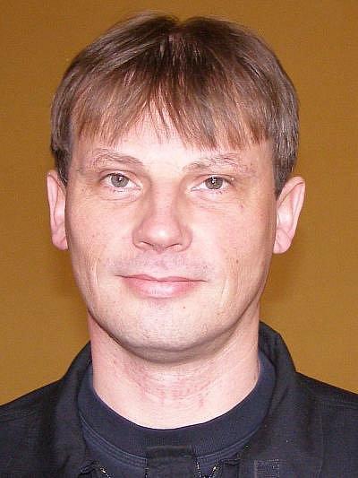 Velitel služebny Městské policie Stříbro Tomáš Sedlář.