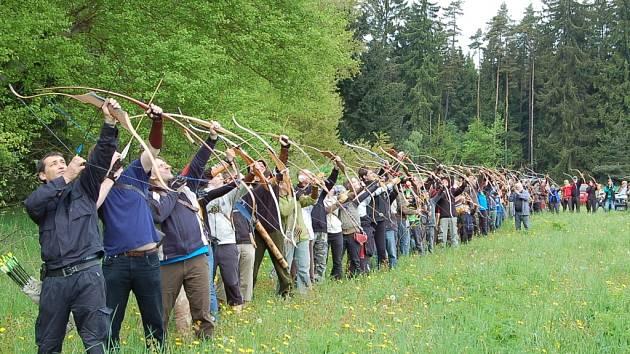Lukostřelci soupeřili na Memoriálu Michala