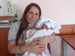 Mikuláš (3,36 kg, 51 cm) přišel na svět 9. května v 10:08 ve Fakultní nemocnici v Plzni. Z jeho narození se radují maminka Vendula Zavadilová a tatínek Ivo Hlivjak z Kostelce. Doma na brášku čeká dvanáctiletý Michal.