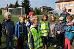 V pátek Mraveniště navštívili školáci ze Základní školy Kostelní Tachov a Základní školy Petra Jilemnického Tachov