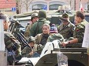 Víkend patřil oslavám konce války a osvobození. Nabitý program byl připraven ve Stříbře a Konstantinových Lázních.