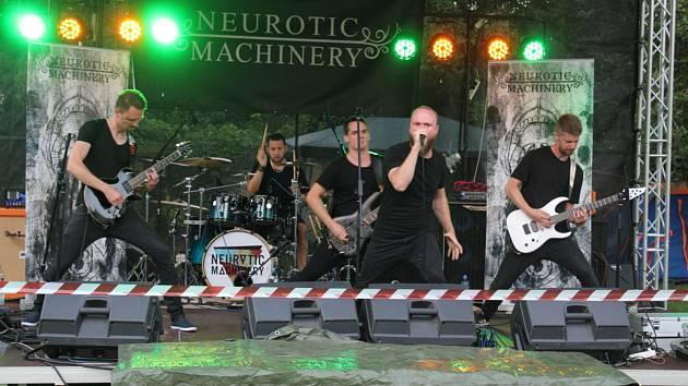 Neurotic Machinery