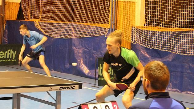 Stolní tenis Domažlice - Bor