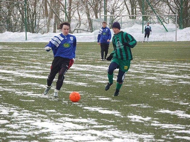 Zimní turnaj FK Tachov - Gleixner cup