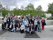 Školy oslavily šestadvacet let trvající partnerství v Mariánských Lázních.
