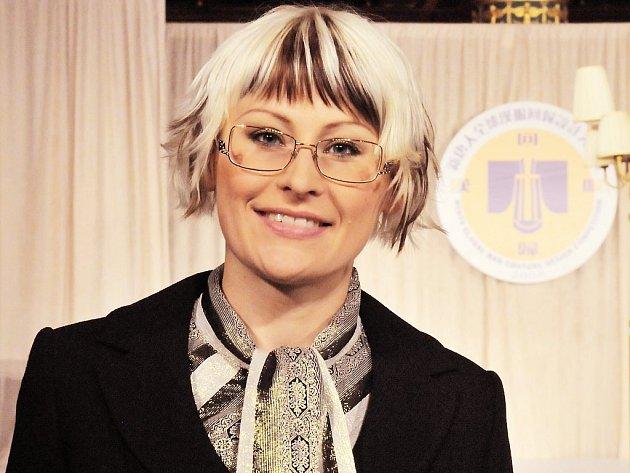Marie Copps, módní návrhářka původem z Tachova, uspěla v New Yorku.