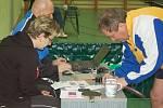 Stolní tenis – 3. liga: S. Bor Eissmann – TTC Kladno B 10:2;- S. Hudlice 10:0.