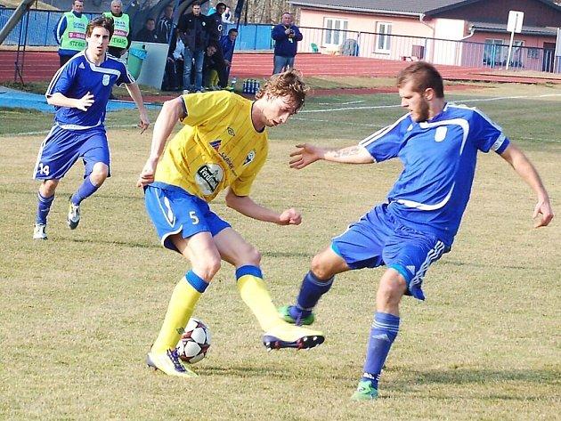 Fotbal – divize: FK Tachov – SK Benešov 2:0