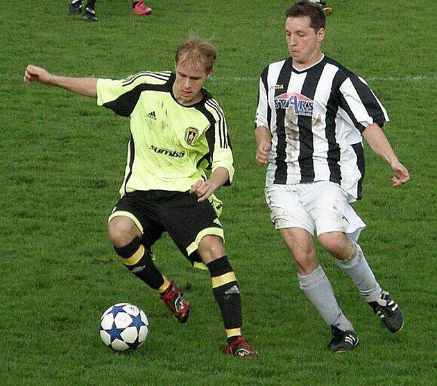 Fotbal: B. Stříbro – SSC Bolevec 4:1