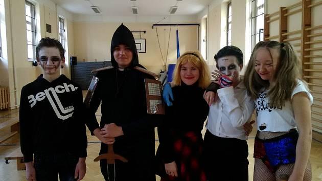 Halloween na Mánesce