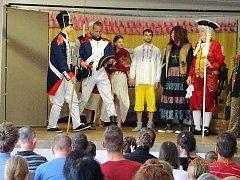 V Oboře oslavili Den dětí se stříbrským Divochem.