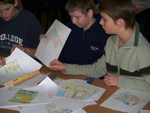 Žáci se setkali s ochránci přírody