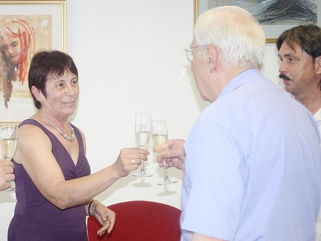 VE FUNKCI ŘEDITELKY školy v Kostelní ulici v Tachově působila Jaroslava Metličková bezmála dvacet let.