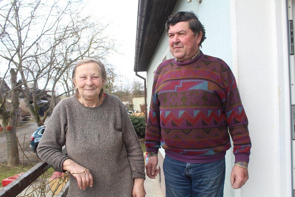 Anna a Karel Žáčkovi
