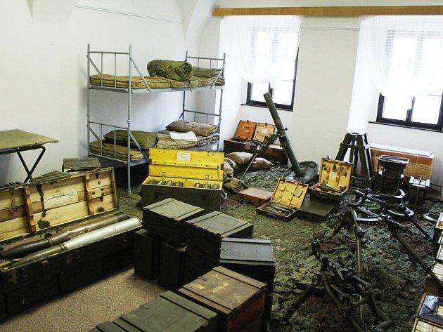 Z připravované výstavy Naše armáda – jak šel čas