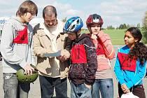 V Tachově se ve středu konalo Okresní kolo soutěže mladých cyklistů.