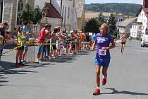 V rámci poběžovické pouti se uskutečnil také oblíbený běžecký půlmaraton.