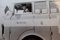 Archivní snímek od hasičů.
