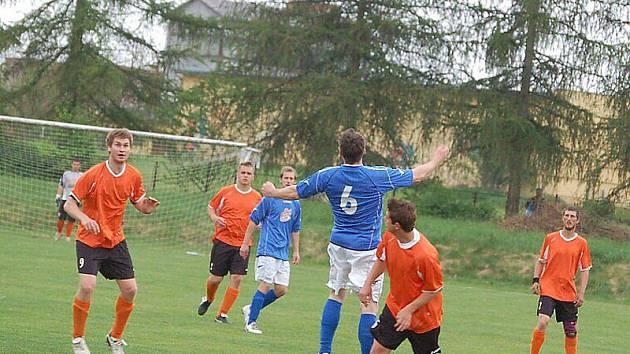 Fotbal: Stráž – Halže 4:1