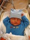 Ondřej Cibulka se narodil 7. dubna v 9:10 mamince Zuzaně a tatínkovi Ondřejovi z Rozvadova. Po příchodu na svět v plzeňské FN vážil jejich první syn 4110 gramů a měřil 51 cm.