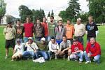 Přátelské, pohodové a sportovní 4. setkání měst a obcí Planá v Chodové Plané.