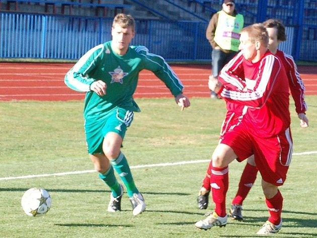 Fotbal-divize: FK Tachov-S. Nové Strašecí 1:1