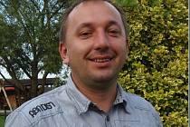 Trenér HC Buldoci Stříbro Václav Šůcha
