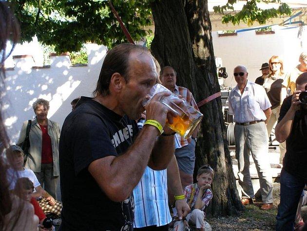 Tradiční slavnosti piva Chodovaru