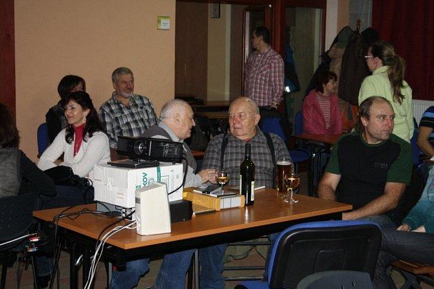 Tachovský klub vodáků pořádal promítání filmů