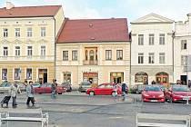 Stříbrské náměstí dnes.