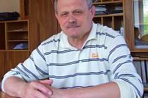 ŘEDITEL Základní školy ve Svojšíně Jaroslav Cvrček.