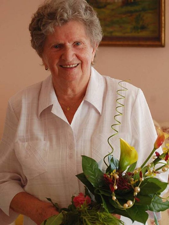 Marie Huttová z Tachova.