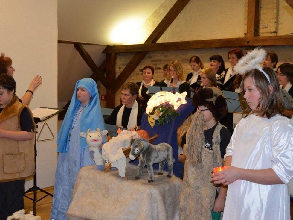 Tříkrálový koncert se konal v pátek ve stříbrském městském muzeu.